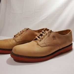 Tommy Hilfiger Men's Suede Leather Oxford Shoes